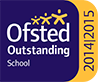 Ofsted Outstanding 2014 - 2015 Logo